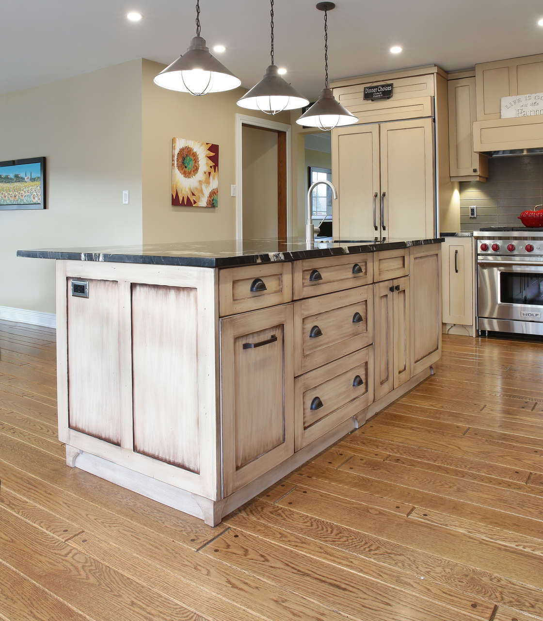 Kitchen Cabinets London Ontario: Traditional